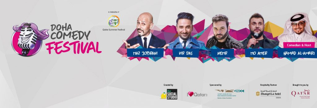 Doha Comedy Night