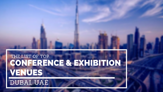 Conference venues in dubai