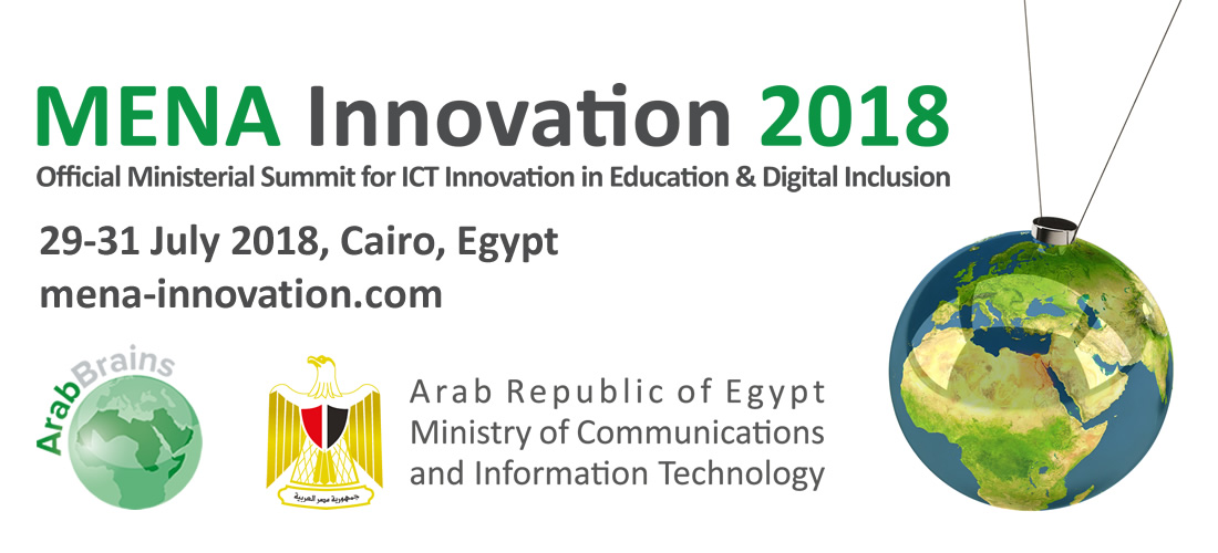MENA Innovation 2018 July Events