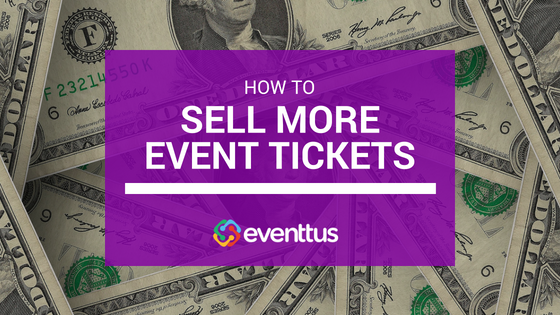 sell more event tickets